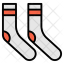 Clothes Clothing Sock Icon