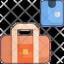 Clothes Bag Icon