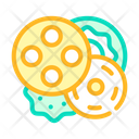 Buttons Clothes Detail Icon