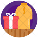 Clothes Gift Icon