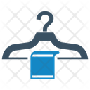 Clothes Hanger Size Sizing Icon