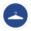 Clothes Hanger Fashion Laundry Icon