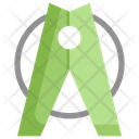 Clothes Pegs Icon