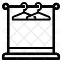 Clothes Rack Icon