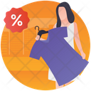 Clothes Sale Icon