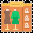 Clothesshop Casual Shopping Clothes Clothing Fashion Clothesshop Clothingstore Icon