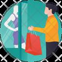 Clothes Shopping Icon