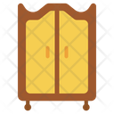 Clothing Almirah Cupboard Cabinet Icon