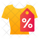 Button Clothing T Icon