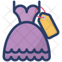 Clothing sale Icon