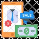 Clothing Sale Icon