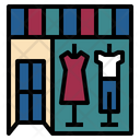 Clothing Store Shop Icon