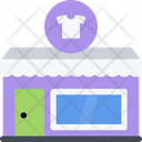 Clothing Store Icon