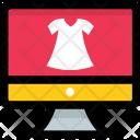 Fashion Website Ecommerce Icon