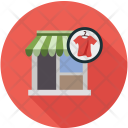Clothiung Website Ecommerce Icon