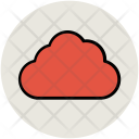 Cloud Puffy Sky Icon