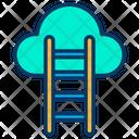 Aspiration Career Cloud Icon