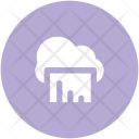 Cloud Network Signal Icon