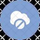 Cloud Computing Forbid Icon