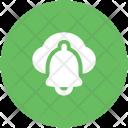 Cloud Alarm Clock Icon