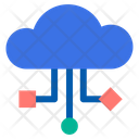 Cloud Cloud Marketing Cloud Connectiononline Marketing Icon
