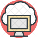 Cloud Connectivity Monitor Icon