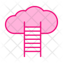 Cloud Business Finance Icon