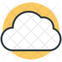 Cloud Cloudscape Puffy Icon