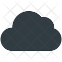 Cloud Cloudscape Puffy Icon