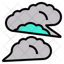 Cloud Group Cluster Icon