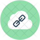Cloud Link On Icon