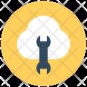 Cloud Settings Repair Icon