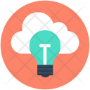 Cloud Solution Server Icon