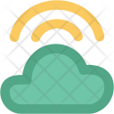 Cloud Waves Weather Icon