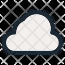 Cloud Bubble Connection Icon