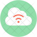 Cloud Network Wifi Icon