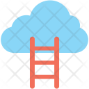 Cloud Computing Traffic Icon