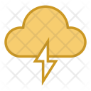 Cloud Forcast Light Icon