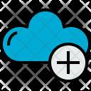 Cloud Add Cloudy Icon