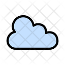 Cloud Storage Media Icon