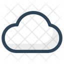 Cloud Storage Weather Icon
