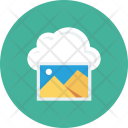 Cloud Gallery Image Icon