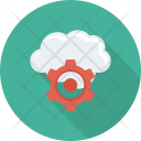 Cloud Connection Database Icon