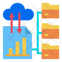 Cloud Network Folder Icon