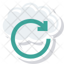 Cloud Refresh Reload Icon