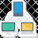 Cloud Cloudcomputing Connection Icon