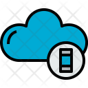 Cloud Smartphone Cloudy Icon