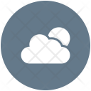 Cloud Cloudy Sun Icon