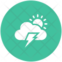 Cloud Light Sun Icon