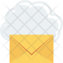 Cloud Email Envelope Icon